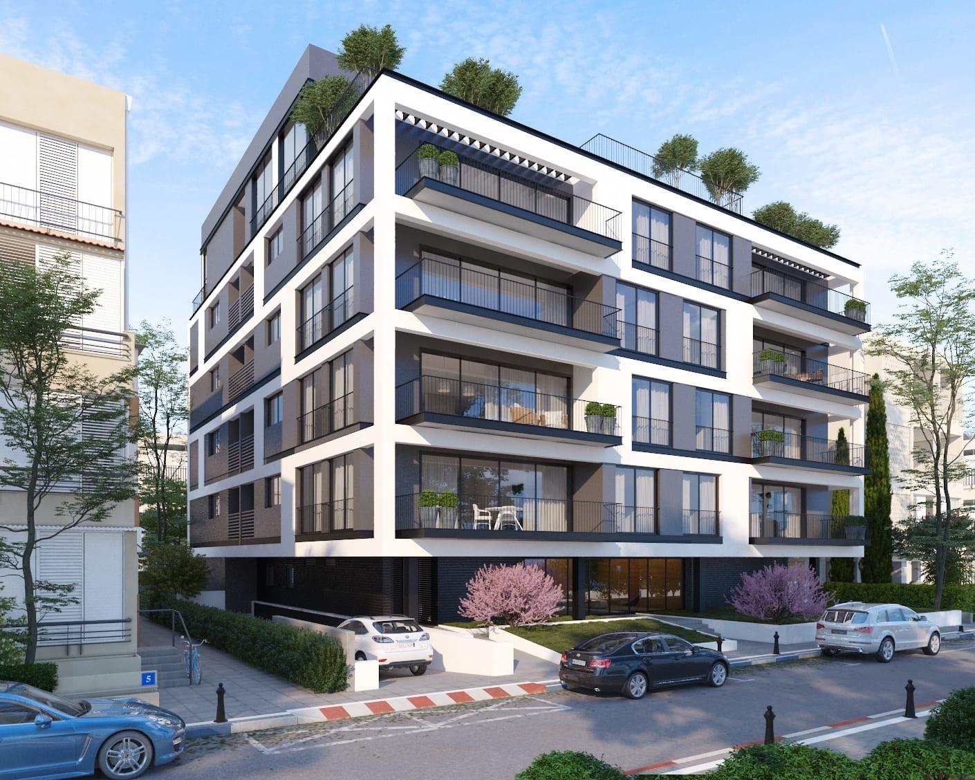 דירה חדשה למכירה במרכז תל אביב